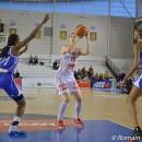 Match de classement LFB : Mondeville s'impose à Basket Landes