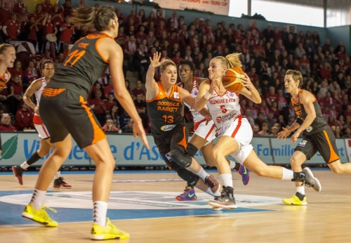 Virgine Bremont FIBA EUROPE