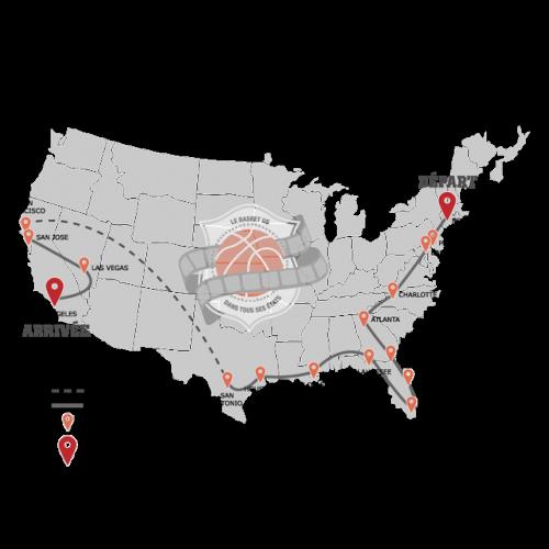 carte le basket dans tous ses états
