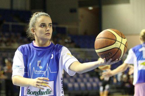 LFB_2014-2015_Alexia LACAULE (Basket Landes)_Pascal BATS