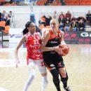 Euroligue : Danielle PAGE (Sopron) absente jusqu'à la fin de saison