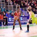 LFB : Esther NIAMKE prolonge à Lyon