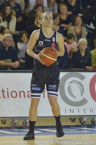 LFB_2015-2016_LIdija TURCINOVIC (Toulouse)_Romain CHAIB
