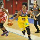 LFB : Marie-Bernadette MBUYAMBA signe au Hainaut Basket