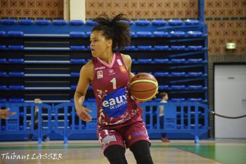 LFB_2015-2016_Marine MULUMBA (Arras) @Hainaut Basket_Thibaut LASSER
