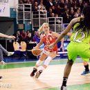 Turquie : Jamierra FAULKNER à Mersin B. K., Milica DABOVIC vers Galatasaray