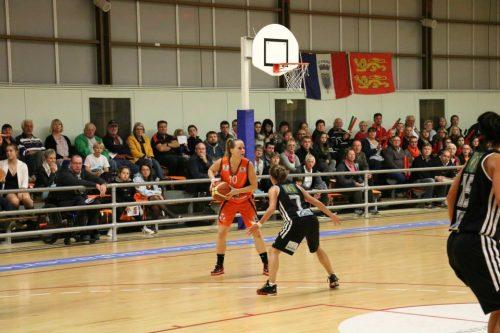 NF2_2014-2015_Marion SOREL (La Glacerie)_US La Glacerie Basket