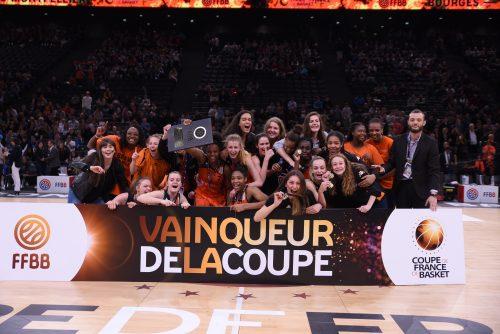 U17 Bourges Bellenger-IS-FFBB