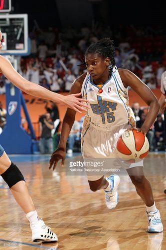 WNBA_2008_Quianna CHANEY (Chicago)_Getty Images