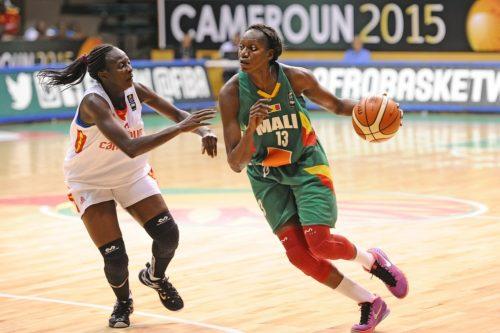 Afrobasket 2015_Meiya TIRERA (Mali)_FIBA Afrique