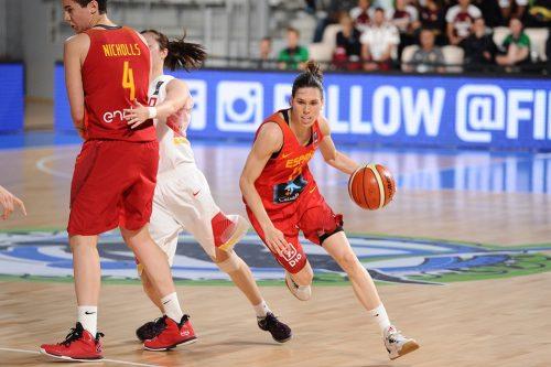Ana CRUZ FIBA