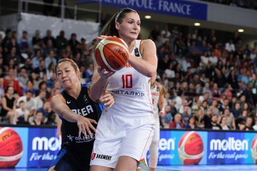 Anastasiya VERAMEYENKA FIBA
