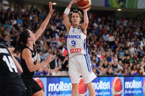 Céline Dumerc FIBA