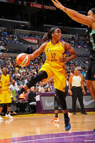 Chelsea GRAY WNBA GettyImages