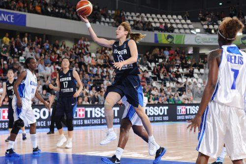 Danbi KIM FIBA
