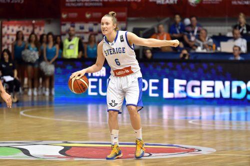 Euro 2015_Frida ELDEBRINK (Suède)_FIBA Europe_Viktor REBAY