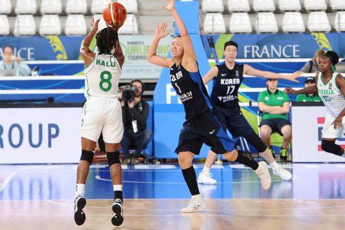 Ezinne KALU FIBA