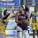 LFB : Jenna SMITH arrive à Basket Landes