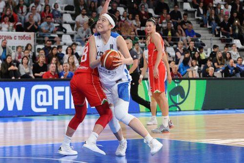 Jisu PARK FIBA