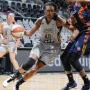 WNBA : Les agents libres vont retrouver leurs bases