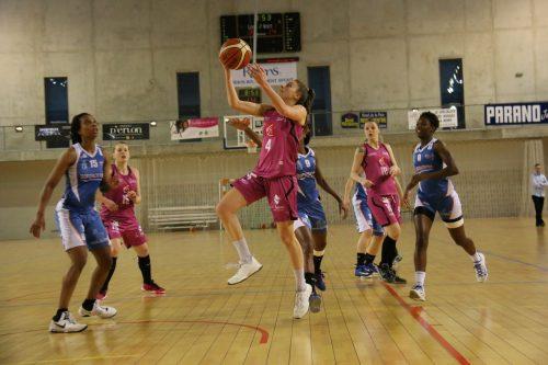 Ligue 2_2015-2016_Clémentine MORATEUR (Reims)_Reims Basket Féminin