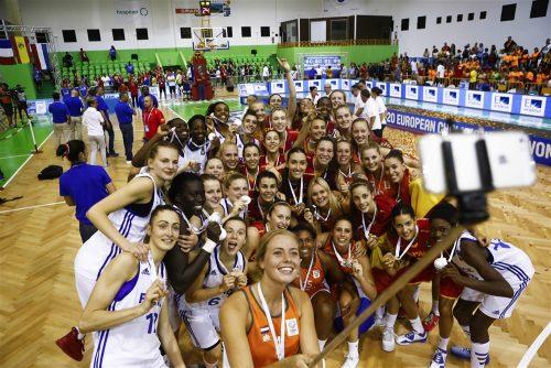 Médailles U20 2015