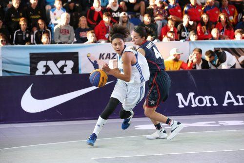 Mondial 3x3 U18 2016_Diéné DIANE (France) vs. Etats-Unis_FIBA