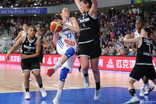 Sarah MICHEL FIBA