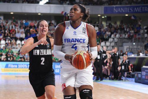 TQO 2016_Isabelle YACOUBOU (France) vs. Nouvelle Zélande_fiba.com