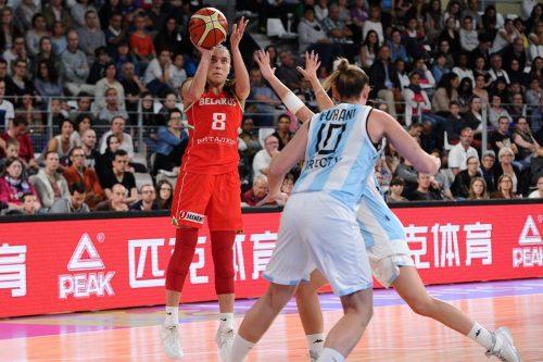 Tatsiana LIKHTAROVICH FIBA