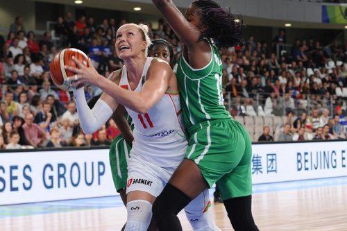 Yelena LEUCHANKA FIBA
