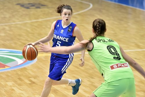 Amandine MICHAUD FIBA Europe