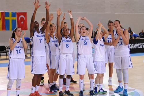 France U20 2016 FIBA Europe