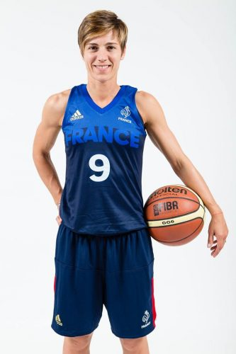 Maillot France Jo Rio 2016 Julien Bacot FFBB