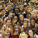 Euro U18 2016 : Les Bleuettes, championnes d'Europe !!!