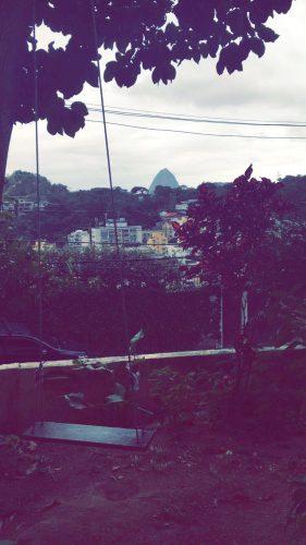 Vue de la maison RIO