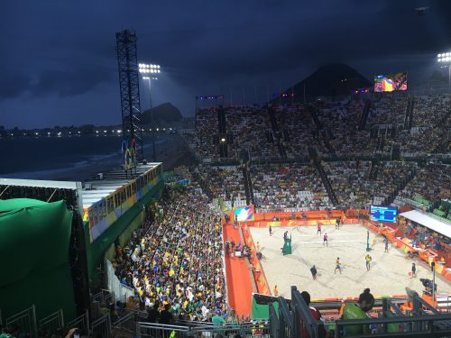 Beach VolleY RIO