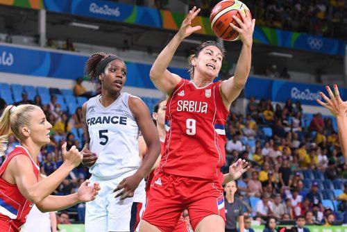 Jelena MILOVANOVIC FIBA
