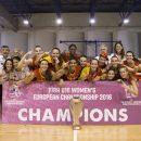 Euro U16 2016 : L'Espagne championne face à l'Allemagne et la France en Bronze