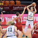 LFB : Marina SOLOPOVA va revenir à St Amand