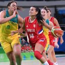 LFB : Olesia MALASHENKO va quitter Lattes-Montpellier, remplacée par Ana DABOVIC