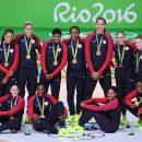Rio 2016 : Les Etats-Unis décrochent leur huitième titre olympique dans un fauteuil