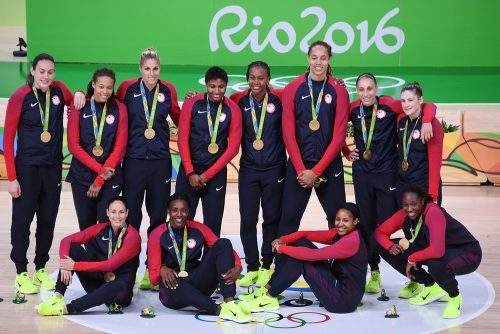 Rio 2016_Etats-Unis champions olympiques_FIBA