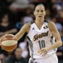 WNBA : Les derniers mouvements dans les camps d'entrainement, des nouvelles de Sue BIRD