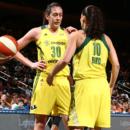 WNBA : Breanna STEWART (Seattle) élue Rookie de l'Année