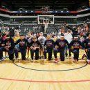 WNBA : Les joueuses d'Indiana à genou pendant l'hymne américain