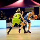 Open LFB : Reportage sur Céline DUMERC (Basket Landes) dans Stade 2