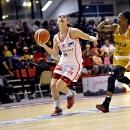 WNBA : Lisa BERKANI (Mondeville) draftée par Minnesota !!!!