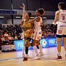 LFB : Marielle AMANT (Villeneuve d'Ascq) forfait à Basket Landes, Virginie BREMONT incertaine