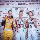 Mondial 3×3 2016 : Alexandra THEODOREAN (Hongrie) remporte le concours de meneuses